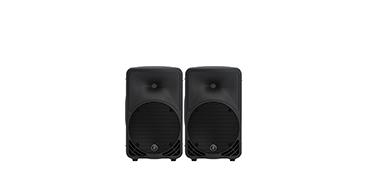 Medium ljudpaket som är anpassat för mindre flak