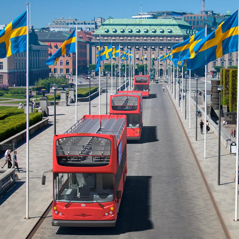 Studentflak i Göteborg